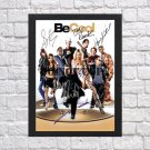 """Be Cool Cast Autographed Signed Print Photo Poster mo1061 A2 16.5x23.4"""""""