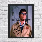 """Barry Bostwick Rocky Horror Picture Show Autographed Signed Print Photo Poster mo1060 A2 16.5x23.4"""""""