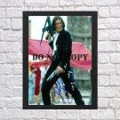 "Antonio Banderas Zorro Autographed Signed Print Photo Poster 2 mo1056 A2 16.5x23.4"""