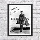 """Christopher Reeve Autographed Signed Print Photo Poster mo1049 A2 16.5x23.4"""""""
