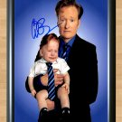 """Conan O'Brien Late Night Signed Autographed Photo Poster 1 tv560 A2 16.5x23.4"""""""
