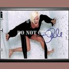 """Pink Alecia Moore 3 Signed Autographed Poster Photo A4 8.3x11.7"""""""""""