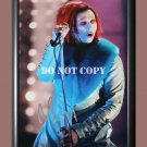 """Marilyn Manson 5 Signed Autographed Poster Photo A4 8.3x11.7"""""""""""