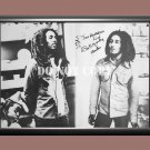 """Bob Marley 2 Signed Autographed Poster Photo A4 8.3x11.7"""""""""""
