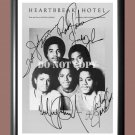 """The Jackson 5 Band Signed Autographed Poster Photo A4 8.3x11.7"""""""""""