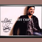 """Guy Sebastian Signed Autographed Poster Photo A4 8.3x11.7"""""""""""