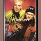 """Scooter Band 3 Signed Autographed Poster Photo A3 11.7x16.5"""""""""""
