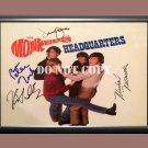 """The Monkees Band 8 Signed Autographed Poster Photo A3 11.7x16.5"""""""""""
