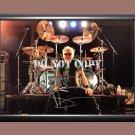 """Matt Sorum Guns N Roses Drummer Velvet Revolver Signed Autographed Poster Photo A3 11.7x16.5"""""""""""