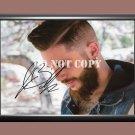 "Jon Bellion Signed Autographed Poster Photo A3 11.7x16.5"""""
