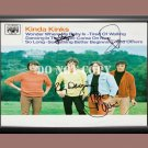 """The Kinks Band Signed Autographed Poster Photo A3 11.7x16.5"""""""""""