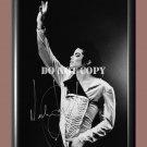 "Michael Jackson 3 Signed Autographed Poster Photo A2 16.5x23.4"""""
