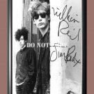 """The Jesus and Mary Chain Band Signed Autographed Poster Photo A2 16.5x23.4"""""""""""