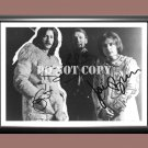 """Cream Band Eric Clapton Signed Autographed Poster Photo A2 16.5x23.4"""""""""""