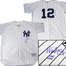 "Wade Boggs Hand Signed ""HOF 2005"" NYY Jersey"