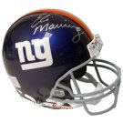 Eli Manning Autographed NY Giants Mini Helmet