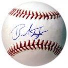 Brandon Inge Autographed Baseball