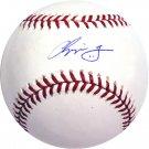 Chipper Jones Hand Signed Baseball