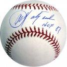 Carl Yastrzemski Hand Signed Baseball