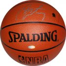 Carmelo Anthony Autographed Basketball