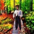 Ken doll black & Silver tuxedo,