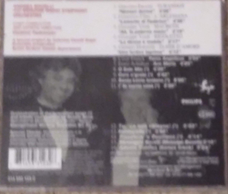 Viaggio Italiano by Andrea Bocelli CD 1997