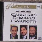 Carreras Domingo Pavarotti- Bravissimi Tenori