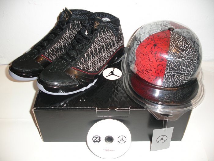 NIKE JORDAN XX3 SHOE AND HAT SET  EXTREMLY RARE