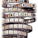 9MM Italian Charm Bracelet + 2 Free Charms