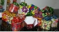 Beautiful Paper Wrapped Gift Box for Italian Charms