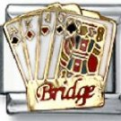 Bridge Playing Cards Italian Charm
