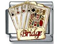 Bridge Playing Cards Italian Charm