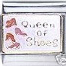 Queen of Shoes Italian Charm