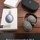 Bose QuietComfort 35 II Wireless Headphones- Black ⭐⭐⭐⭐⭐ Authentic!