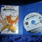 Avatar The Legend of Aang THQ PS2 Game
