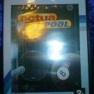 BNIB Factory Sealed Actua Pool 2009 Zoo Digital  PC Game