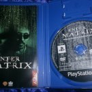 Enter the Matrix 2003 Action Adventure Game for Sony PlayStation 2