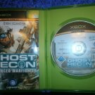 Ghost Recon Advanced Warfighter 2006 Ubisoft Xbox Shooter Game
