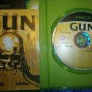 Gun 2005 Activision Microsoft Xbox Game