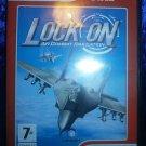 Lock On Air Combat 2007 Ubisoft PC Flight Simulation Game
