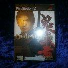 Onimusha Warlords Capcom PlayStation 2 Game