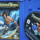 Prince of Persia Sands of Time 2003 UBISOFT PS2 GAME
