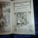 The Pickwick Papers by Charles Dickens c1900 Illustrated Collins Publication