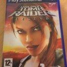 Tomb Raider Legend Eidos Interactive PS2 PAL GAME