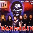 Iron Maiden - Collection - 2CD - Rare - 18 albums, 205 songs - Digipak
