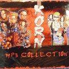 KORN - Collection - 1CD - Rare - 8 albums, 127 songs - Digipak