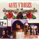 Guns n'Roses - Collection - 1CD - Rare - 9 albums, 124 songs - Digipak