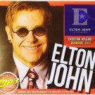 Elton John - Collection - 1CD - Rare - 12 albums + Bonus - Plastic box