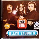Black Sabbath - Collection - 1CD - Rare - 11 albums, 139 songs - Jewel case