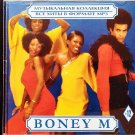 Boney M - Collection - 1CD - Rare - 14 albums, 185 songs - Jewel case
